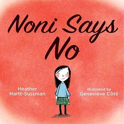 Noni Says No Cover