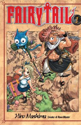 Fairy Tail 1 Cover