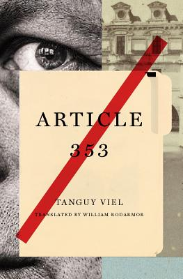 Article 353: A Novel Cover Image
