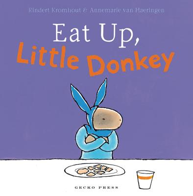 Eat Up, Little Donkey Cover