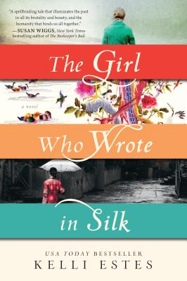 The Girl Who Wrote in Silk cover