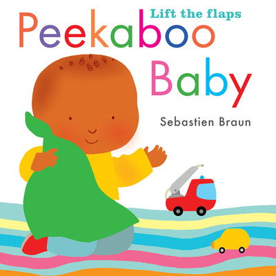 Peekaboo Baby Cover