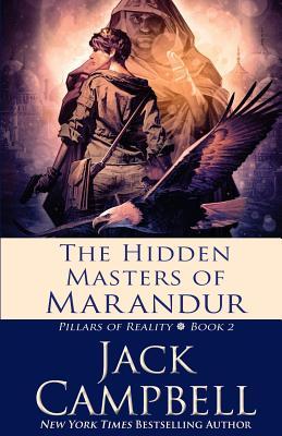 The Hidden Masters of Marandur (Pillars of Reality #2) Cover Image