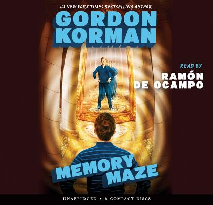 The Hypnotists Book 2: Memory Maze - Audio Library Edition Cover Image
