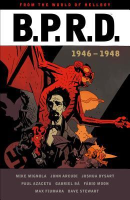 B.P.R.D.: 1946-1948 Cover Image