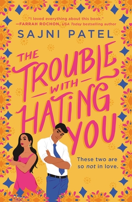 The Trouble with Hating You Cover Image