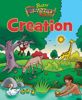 The Baby Beginner's Bible Creation Cover