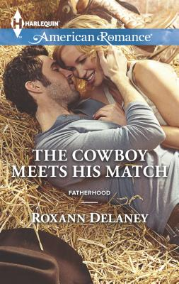 The Cowboy Meets His Match Cover