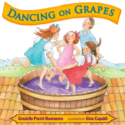 Dancing on Grapes Cover