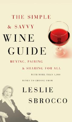 The Simple & Savvy Wine Guide Cover