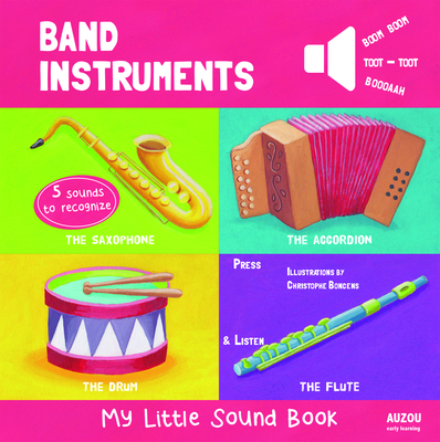 Band Instruments Cover Image