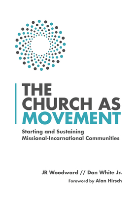 The Church as Movement Cover