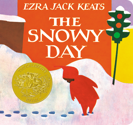 The Snowy Day Board Book Cover Image