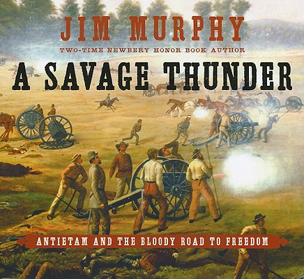 A Savage Thunder Cover