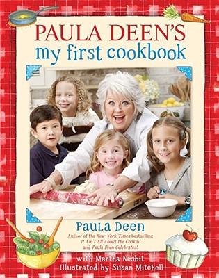 Paula Deen's My First Cookbook Cover