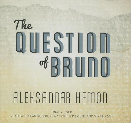 The Question of Bruno Cover Image