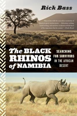The Black Rhinos of Namibia: Searching for Survivors in the African Desert Cover Image