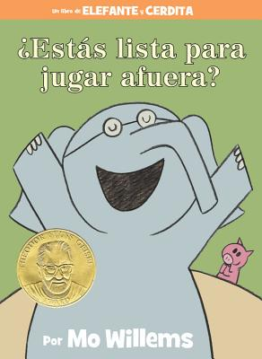 Estas lista para jugar afurera? Por Mo Willems