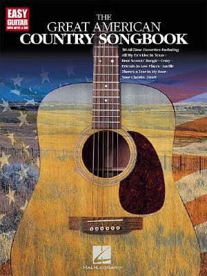 The Great American Country Songbook (Easy Guitar with Notes & Tab) Cover Image