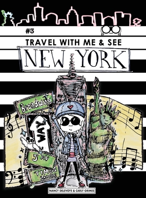 Travel with Me & See New York Cover Image