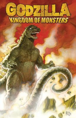 Godzilla: Kingdom of Monsters Cover Image