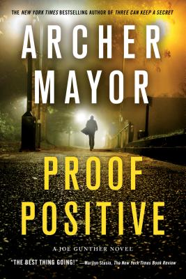 Cover for Proof Positive
