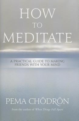 How to Meditate: A Practical Guide to Making Friends with Your Mind Cover Image