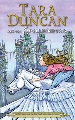 Tara Duncan and the Spellbinders Cover Image