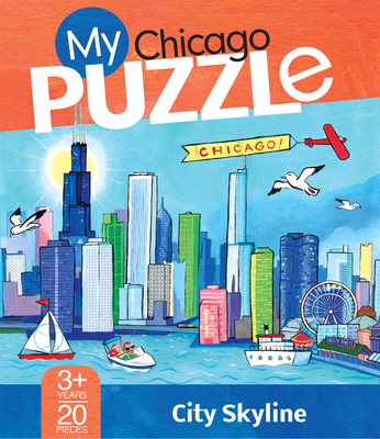 Cover for My Chicago Puzzle