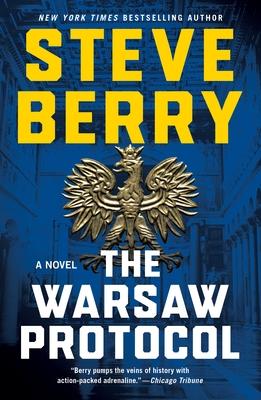 The Warsaw Protocol: A Novel (Cotton Malone #15) Cover Image