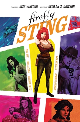 Firefly Original Graphic Novel: The Sting Cover Image