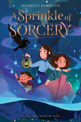 A Sprinkle of Sorcery (A Pinch of Magic) Cover Image