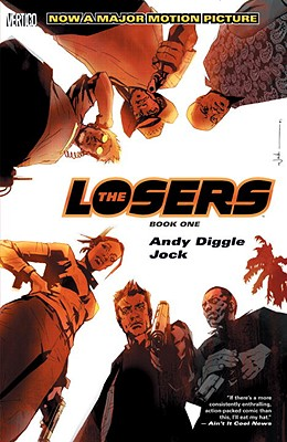 The Losers, Book One Cover