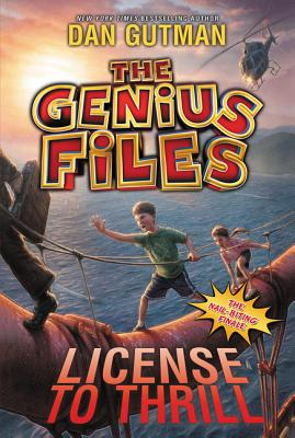 The Genius Files #5: License to Thrill Cover Image