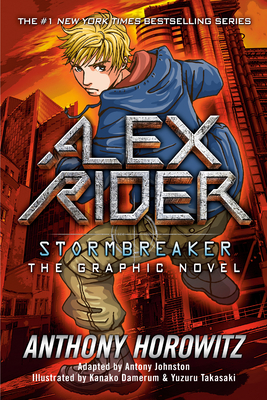 Stormbreaker: The Graphic Novel Cover Image