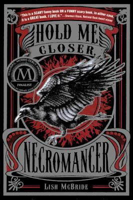 Hold Me Closer, Necromancer Cover Image