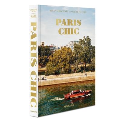 Paris Chic Cover Image