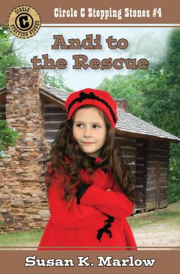 Andi to the Rescue (Circle C Stepping Stones #4) Cover Image