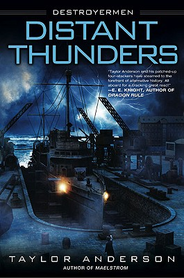 Distant Thunders: Destroyermen Cover Image