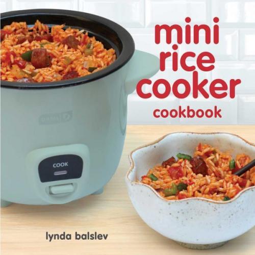Mini Rice Cooker Cookbook Cover Image