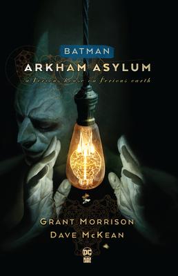 Batman: Arkham Asylum New Edition Cover Image