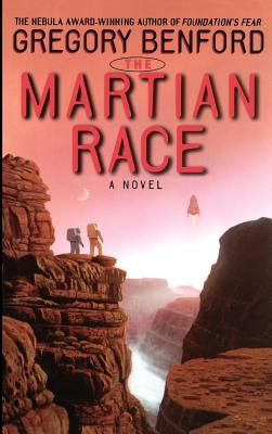 The Martian Race Cover