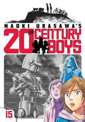Naoki Urasawa's 20th Century Boys, Volume 15 Cover