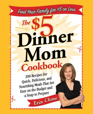 The $5 Dinner Mom Cookbook Cover