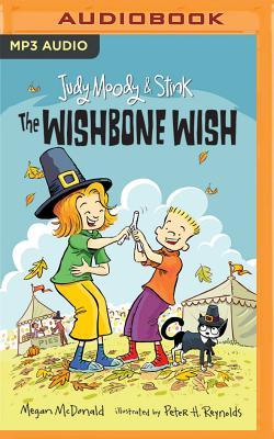 The Wishbone Wish (Judy Moody & Stink #4) Cover Image
