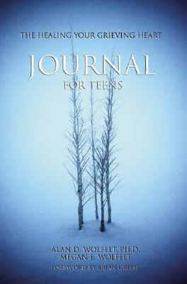 The Healing Your Grieving Heart Journal for Teens (Healing Your Grieving Heart series) Cover Image