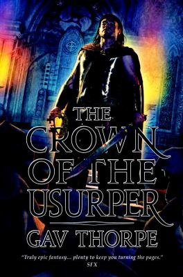 The Crown of the Usurper Cover