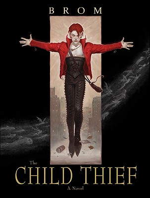 The Child Thief Cover