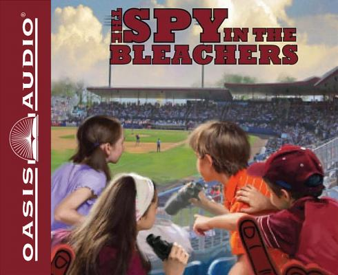Cover for The Spy in the Bleachers (The Boxcar Children Mysteries #122)