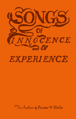 Blake's Songs of Innocence and Experience Cover Image